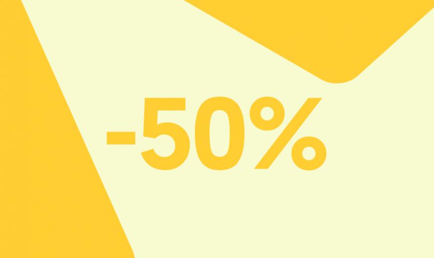 ПРОМО КАМПАНИЯ: 50% намаление на промо пакет GOLD в категория Недвижими имоти! Само от 6 до 12.08.2018!